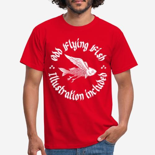 odd flying fish - Männer T-Shirt