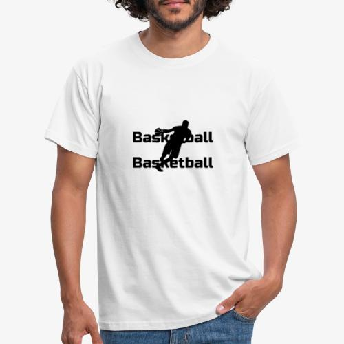 T-Shirt basket-ball fan - T-shirt Homme