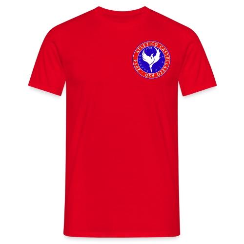 Logo Ufficiale Atletico Castellazzo - Maglietta da uomo