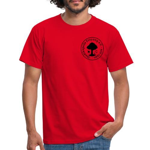 Stadtkapelle Freyung e.V. - Traditionelles Logo - Männer T-Shirt