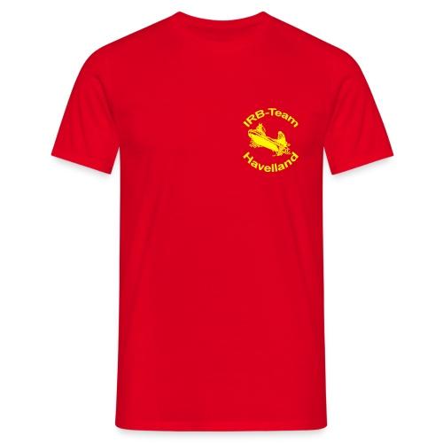 irbteamlogo - Männer T-Shirt