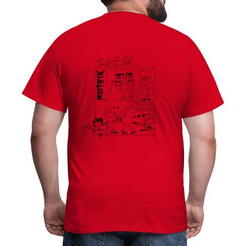 Årets t shirt med korte ærmer 2019 - Herre-T-shirt