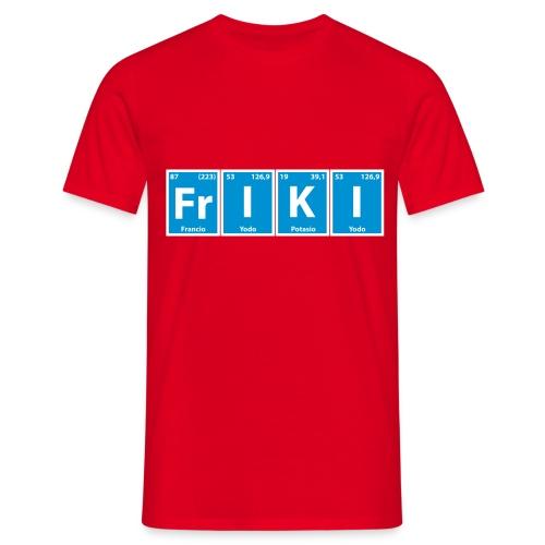 friki4 - Camiseta hombre