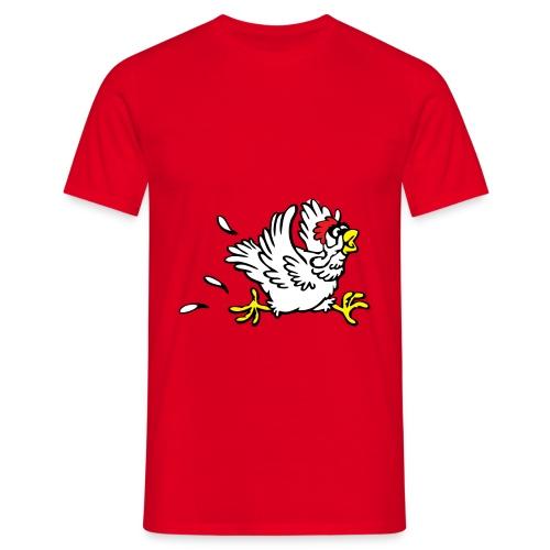 hendl 01 png - Männer T-Shirt