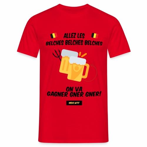 allez belge Par MDR.WTF - T-shirt Homme