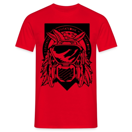 Apache Levitated Mask - Men's T-Shirt