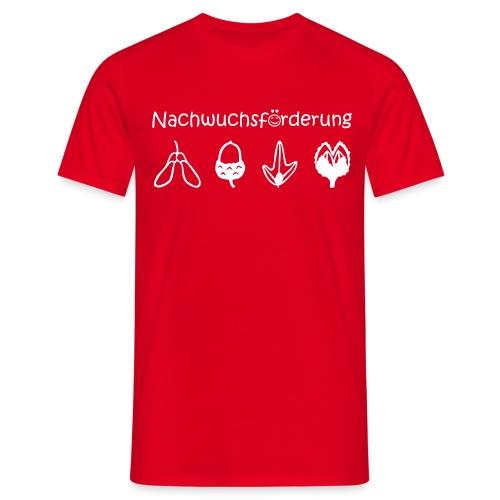 nachwuchsfoerderung2_neu - Männer T-Shirt