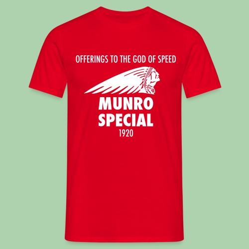 burt munro - Maglietta da uomo