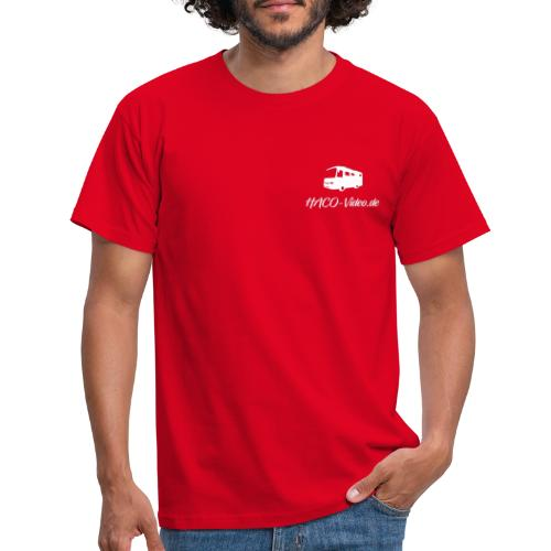 Haco-Video Logo - Männer T-Shirt