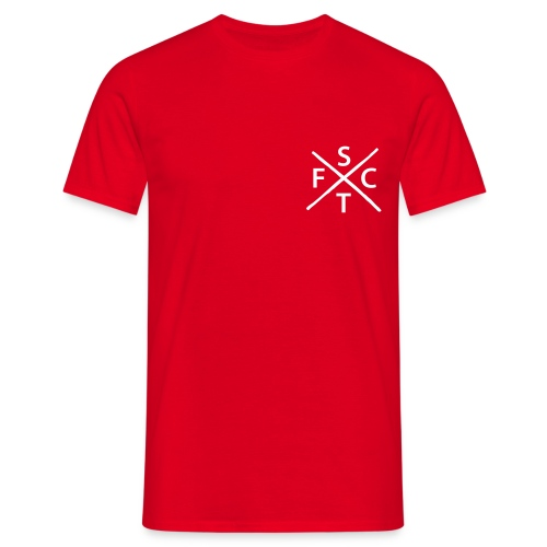 STFC Hardcore - Men's T-Shirt