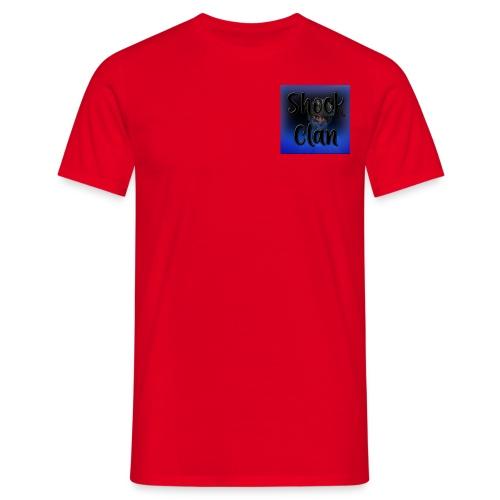 ShoCK Clan Logo Neu - Männer T-Shirt