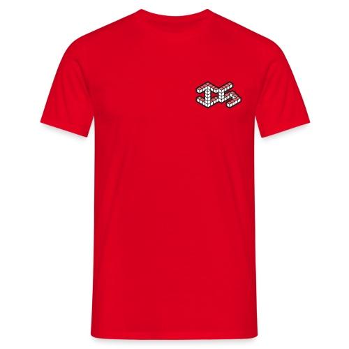 InnSpace Logo Small - Men's T-Shirt