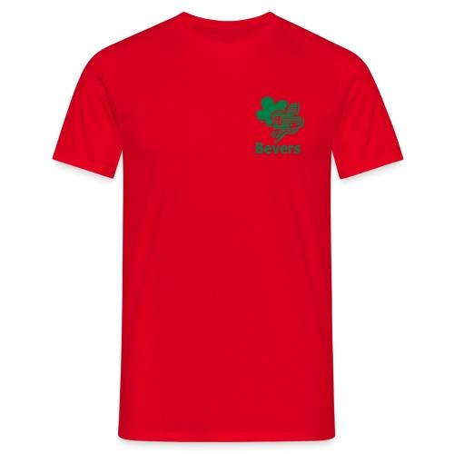 Bevers klein - Mannen T-shirt