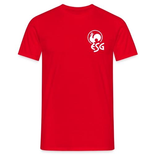 esg bs hahn - Männer T-Shirt
