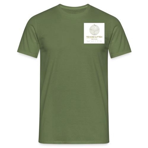 WHITE PARTY - Männer T-Shirt