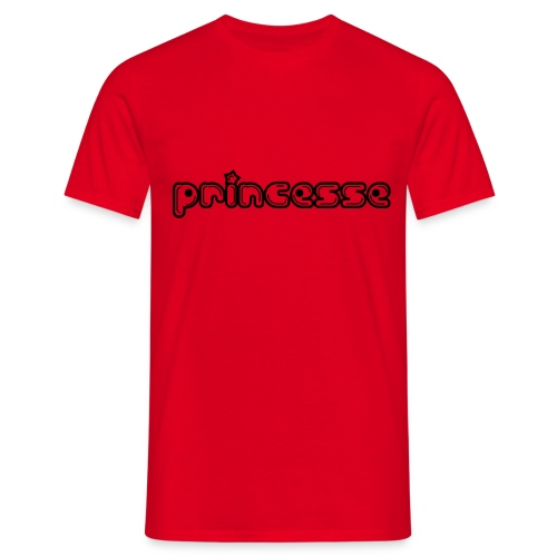 Princesse - T-shirt Homme