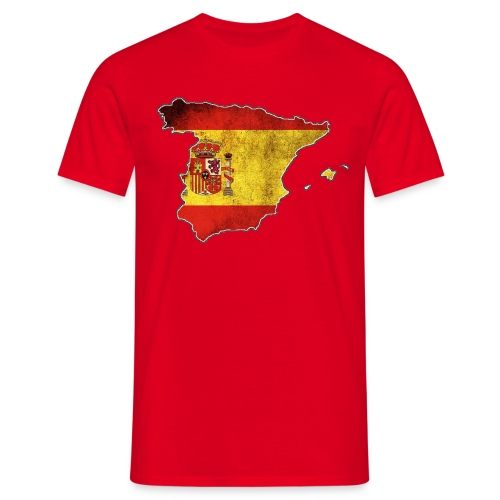 Spanien png - Männer T-Shirt
