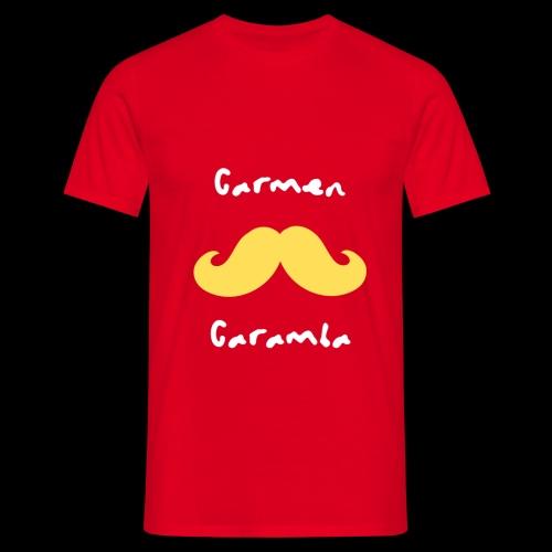 Bigote Caramba - Camiseta hombre