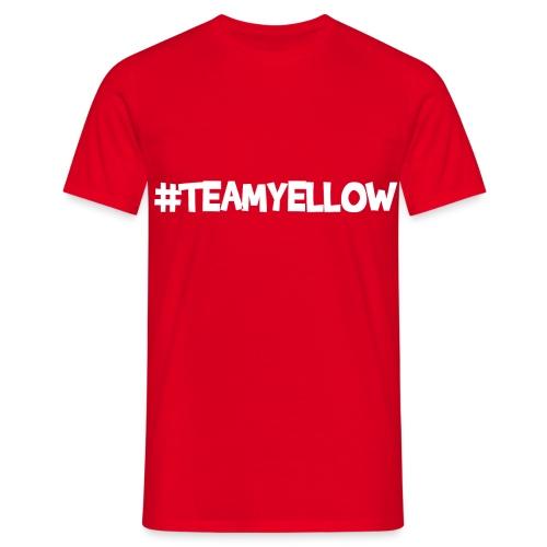 teamyellow - Men's T-Shirt
