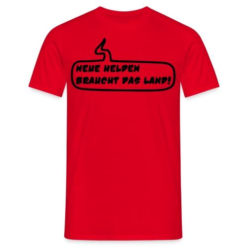neuehelden - Männer T-Shirt