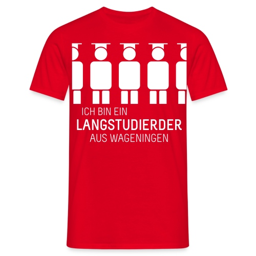 wageningen - Men's T-Shirt