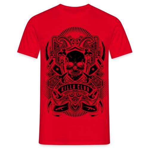 killablack png - Men's T-Shirt