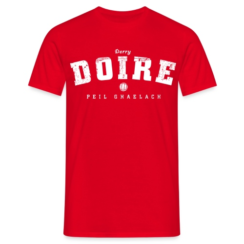 derry vintage - Men's T-Shirt