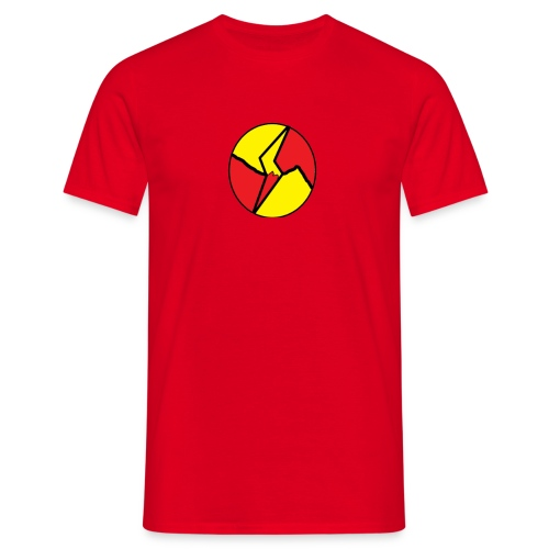 flash - Mannen T-shirt