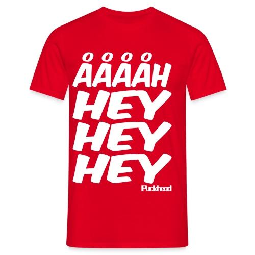 heyheyheyph - Herre-T-shirt