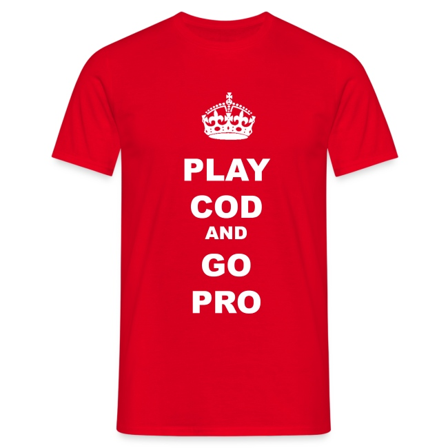 PLAY COD AND GO PRO