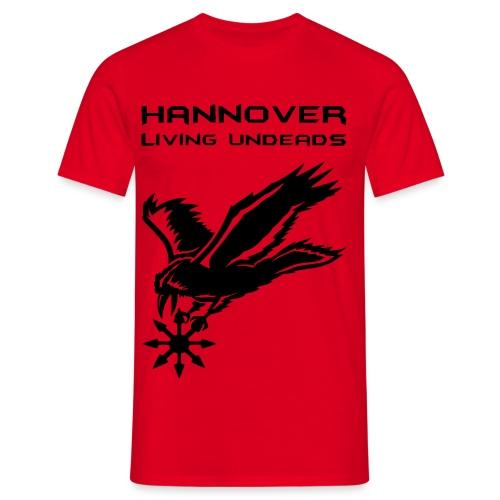 chaosrabe hlu - Männer T-Shirt