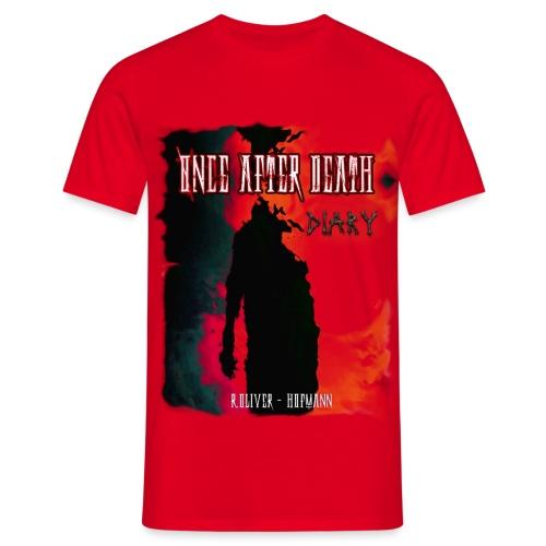 OADDIARY COVERblank png - Männer T-Shirt