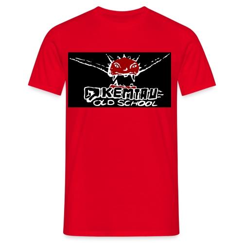 faustoldschool 002 - Männer T-Shirt