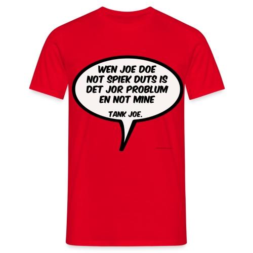 tank joe png - Mannen T-shirt