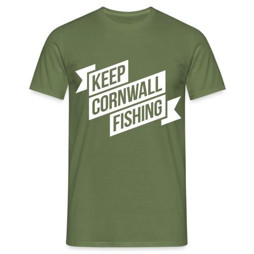 KCF_Banner_TShirt - Men's T-Shirt