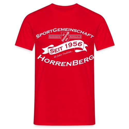 60 Jahre SGH - Männer T-Shirt