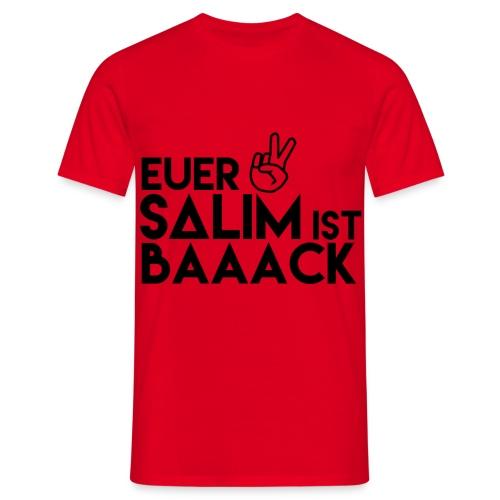 Euer Salim Black - Männer T-Shirt