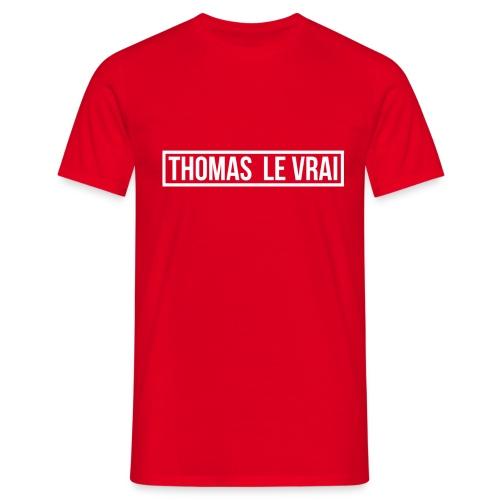 Thomas Le Vrai - T-shirt Homme