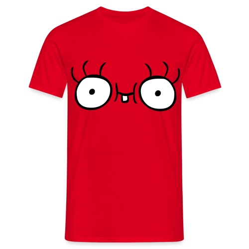 face marvin png - Männer T-Shirt