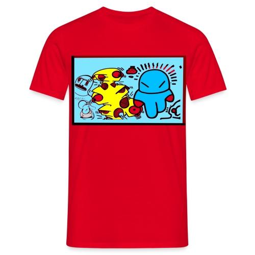 Streetart 2004 NOMAD - Männer T-Shirt