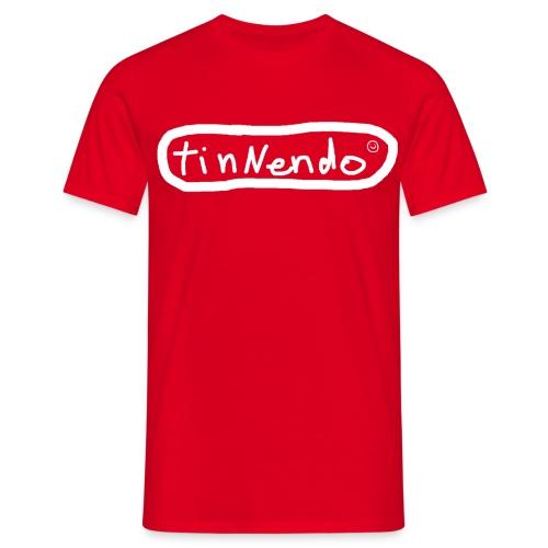 logo scribble - Männer T-Shirt