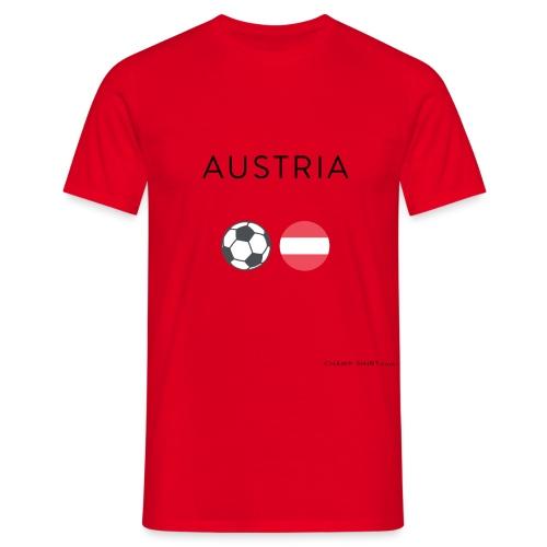 Austria Fußball - Männer T-Shirt