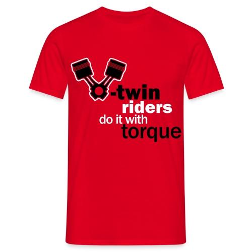 vtwin riders - Men's T-Shirt