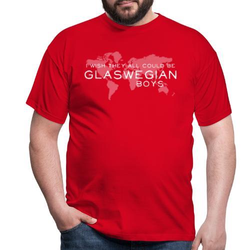 Glaswegian Boys - Men's T-Shirt