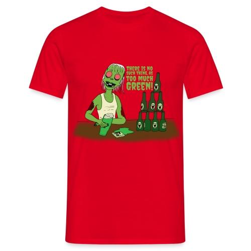 Not too much - Men's T-Shirt