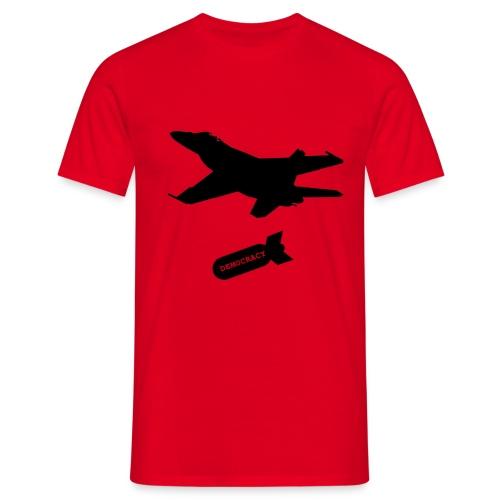 demokracja - Koszulka męska