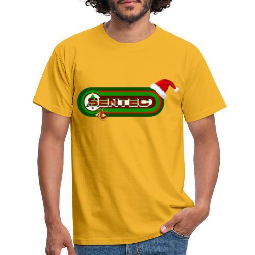 LOGO SENTEC CHRISTMAS - Camiseta hombre