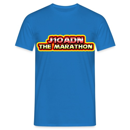 Marathon T shirt 2 png - Men's T-Shirt