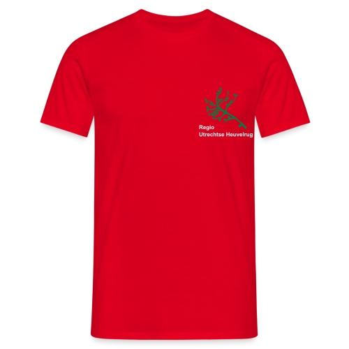 Regio UH tekst 2r tak - Mannen T-shirt