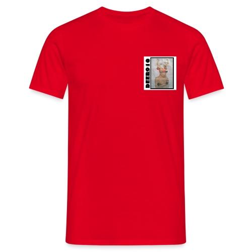 DEER910 #2 - Men's T-Shirt